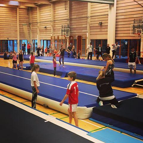 Sæsonstart i Ølstykke Gymnastik Forening