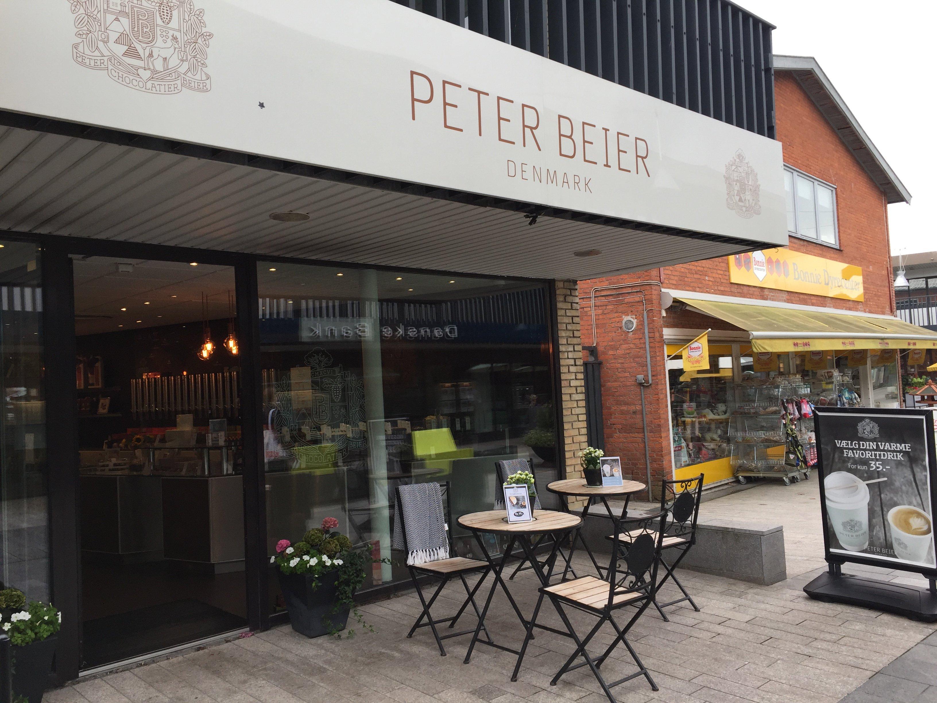 Peter Beier Chokolade udvider med cafébutik i Egedal Centret