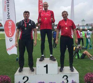 DM i Atletik: Guld til Ganløse-atletik og en ny åbning for unge fra Sport Hampeland