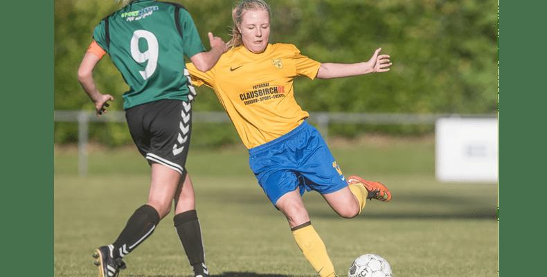 Flot 2-3 sejr til ØFC kvindesenior 1