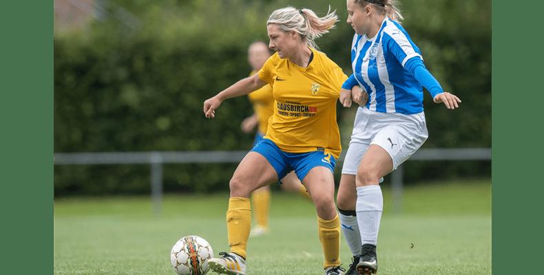 Trods en stærk anden halvleg: Nederlag i Slagelse til ØFC Kvindesenior 1