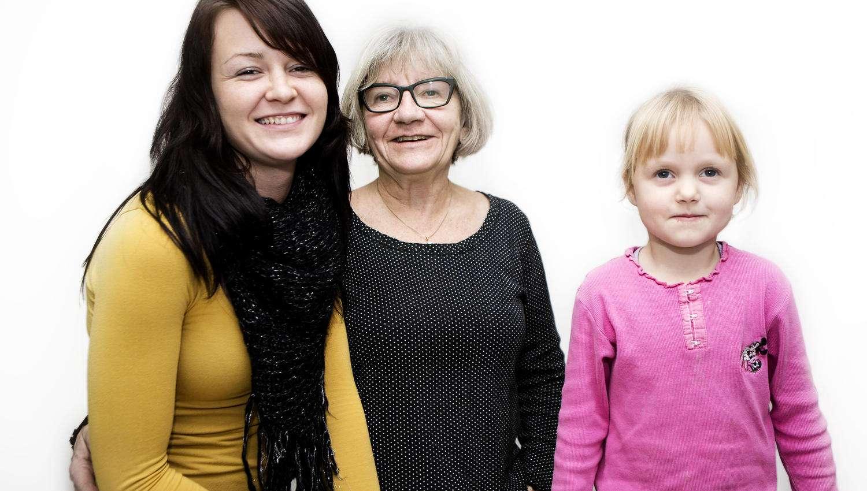 Røde Kors Egedal starter Kvinde-café for kvinder der har det svært i livet.