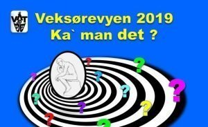 Veksørevyen 2019 - Kan man det?