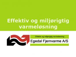 *Egedal Fjernvarme A/S