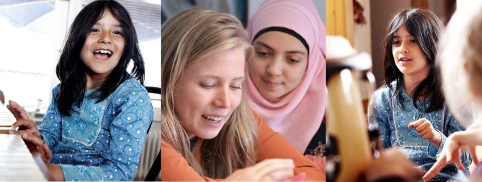 Har du lyst til at hjælpe flygtningebørn med at falde godt til i Danmark?
