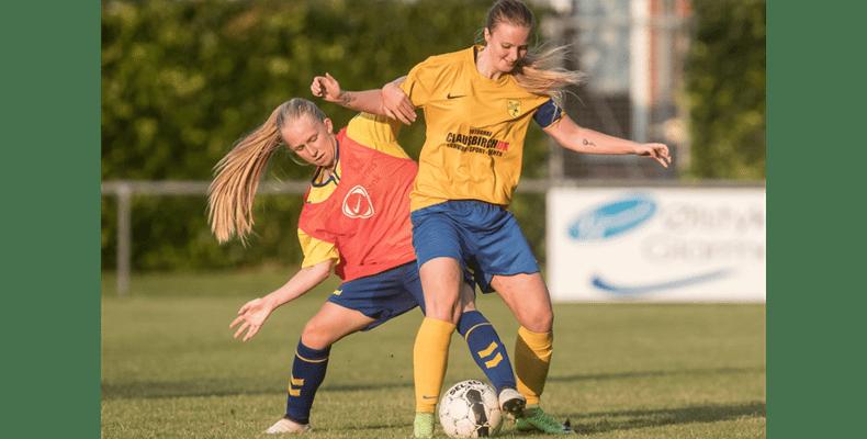2-2 i Brøndby til ØFC Kvindesenior 1