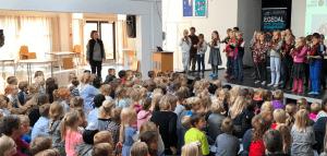 Et festfyrværkeri af skøn musik i unikke rammer ved Spil Dansk