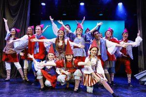 Kom til juleshow med Eventyrteatret <br>på Egedal Rådhus og Smørum Kulturhus