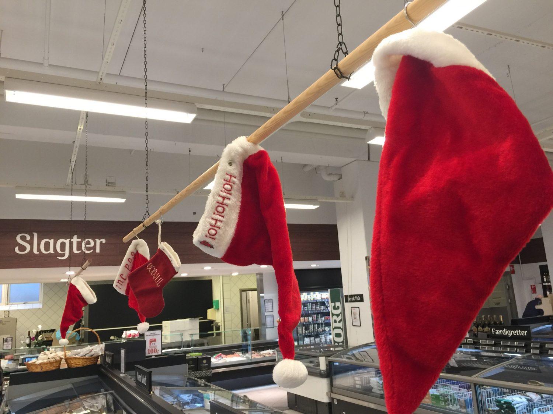Kvickly forkæler børnene i julen…