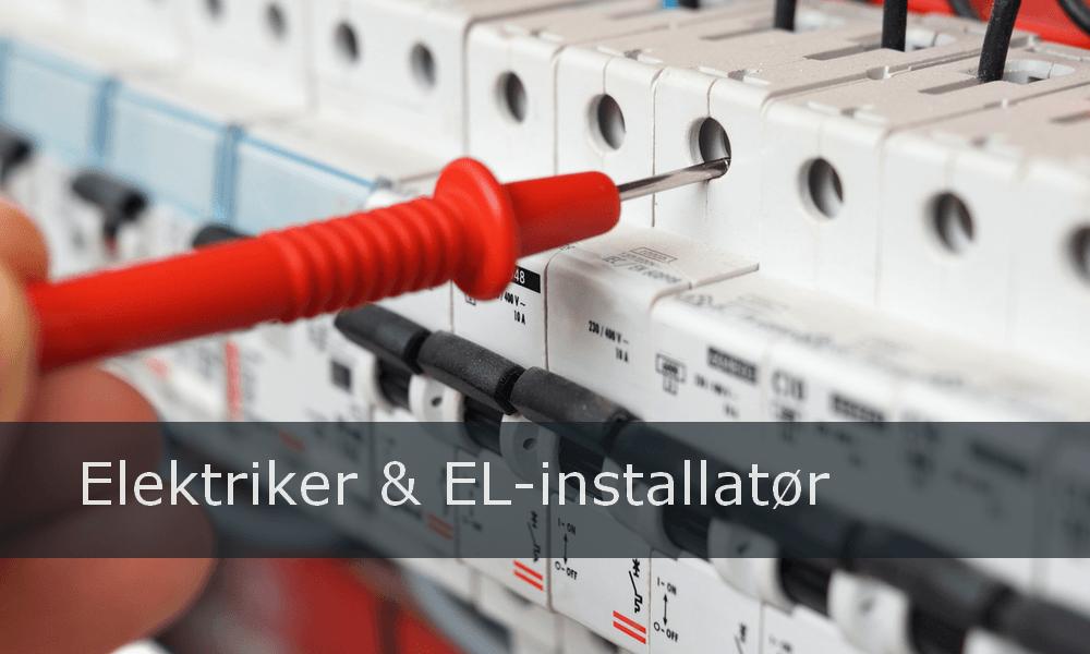 elektriker Egedal
