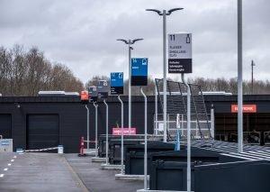 Egedals genbrugsstationer kun åbne for erhvervsliv