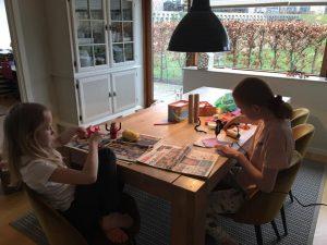 Hjemmespejd for børn - DDS Stenlænderne inviterer alle Egedals børn til sjove aktiviteter