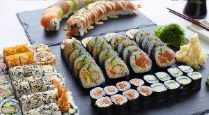 Lucky Wok Sushi