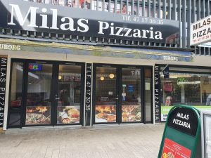 Milas Pizzaria