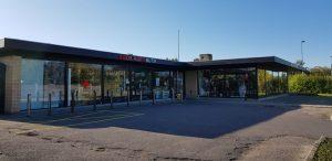 Røde Kors Butikken er åben igen