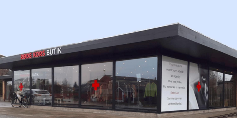 Røde Kors Butikken udvider åbningstiderne