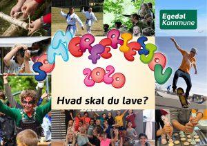 Endnu flere sommerferieaktiviteter for Egedals børn og unge