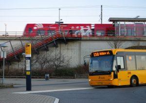 Nye og bedre tider for Egedals tog-pendlere