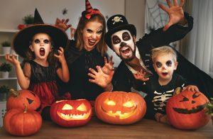 Sundhedsstyrelsens anbefalinger om Halloween og efterårsarrangementer