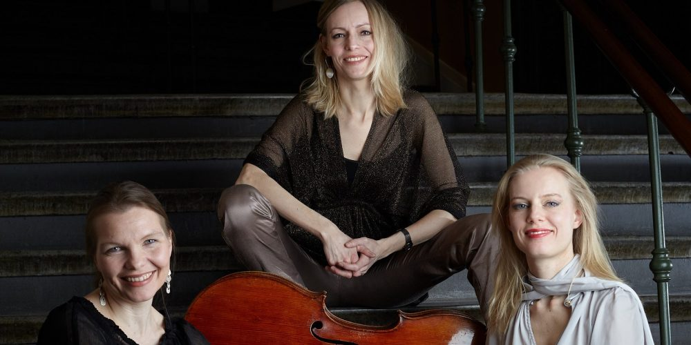 Koncert med Eskær Trio i Smørum Kulturhus