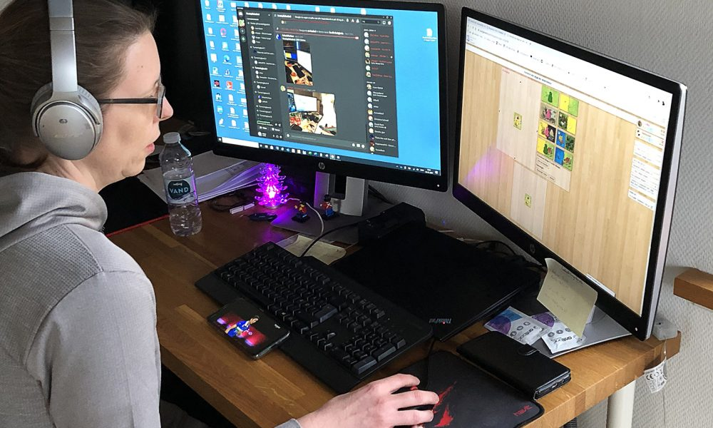 Et godt socialt alternativ: DUI-LEG og VIRKE byder på online brætspil for alle!