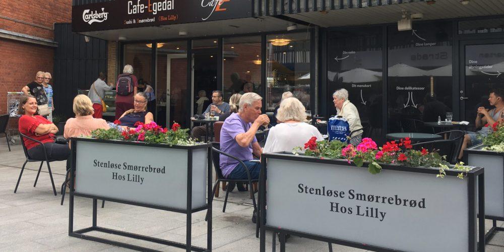 Spændende nyt i Egedal Centret: Café Egedal udvider!