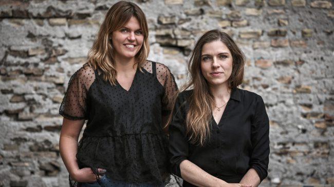 """Stine Pilgaard og Katrine Muff gæster Egedal Rådhus med romankoncerten """"De korte sætningers land"""""""