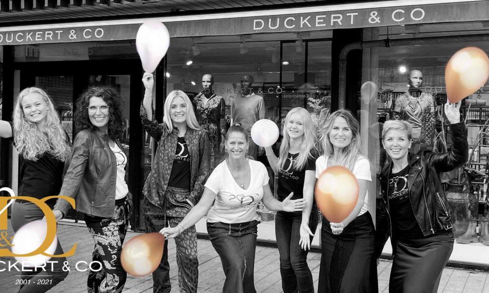 Duckert & Co. fylder 20 år
