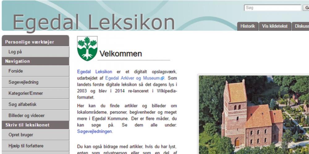 Egedal Leksikon