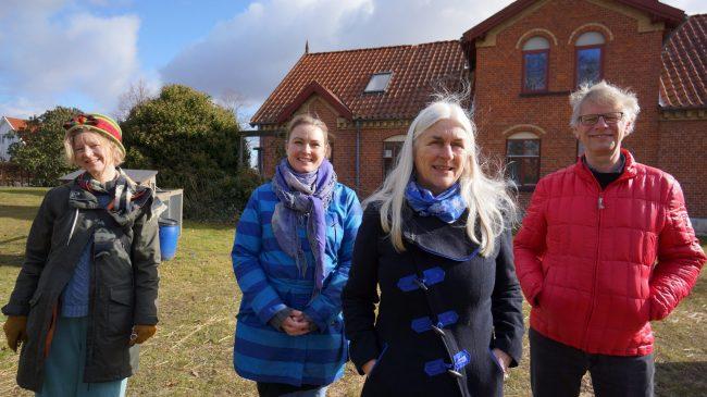 Køb anparter i Ganløse Foreningshus og støt det frivillige foreningsliv i Ganløse og omegn