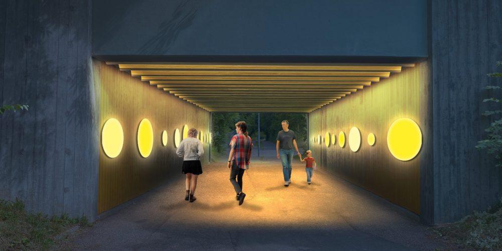 Kom med på workshop: Kunstnerisk lys skaber tryghed i Ølstykke Idrætsområde