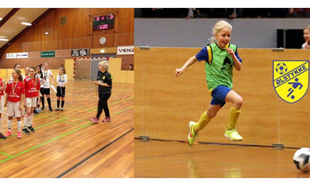 Ølstykke FC afholder skolefodboldstævne for piger