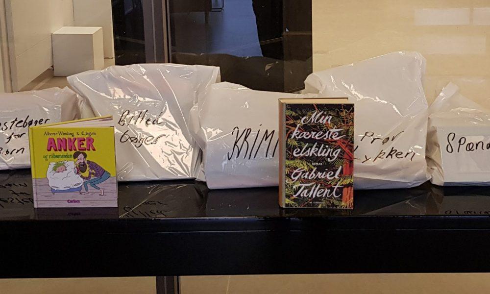 Smørum og Ølstykke Bibliotek tilbyder bog-lykkeposer og bestil-og-hent i Corona-tiden
