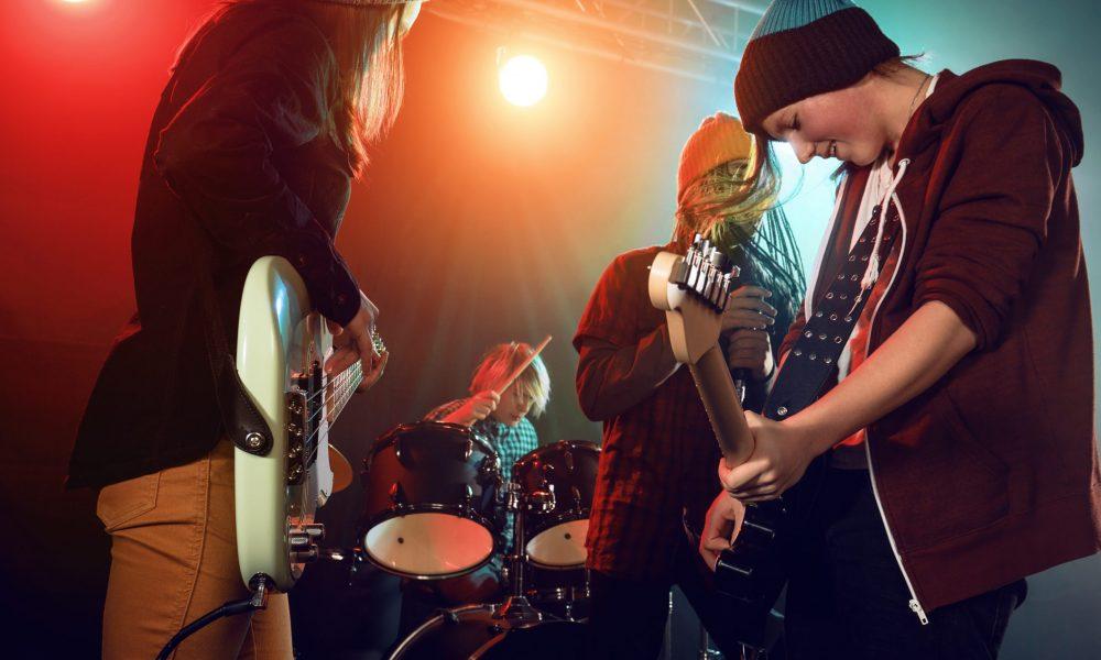 Nyt tiltag: BandStarter i Egedal skal give flere unge mod på musikken