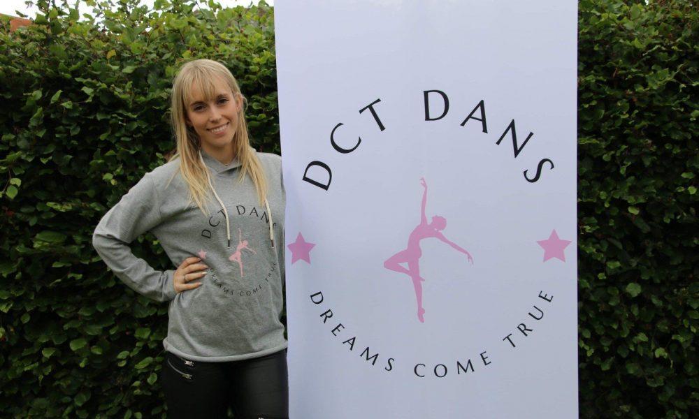 Simone åbner danseskole i Egedal Centret