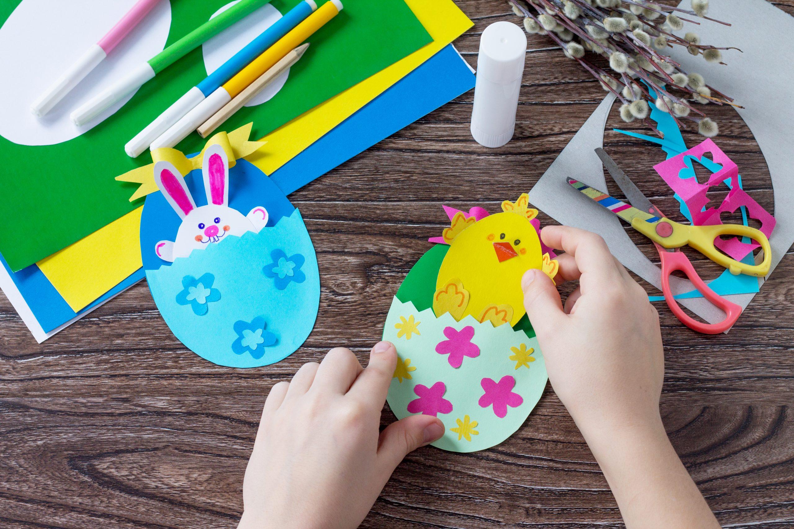 Egedal Bibliotekerne uddeler krea-poser til påsken
