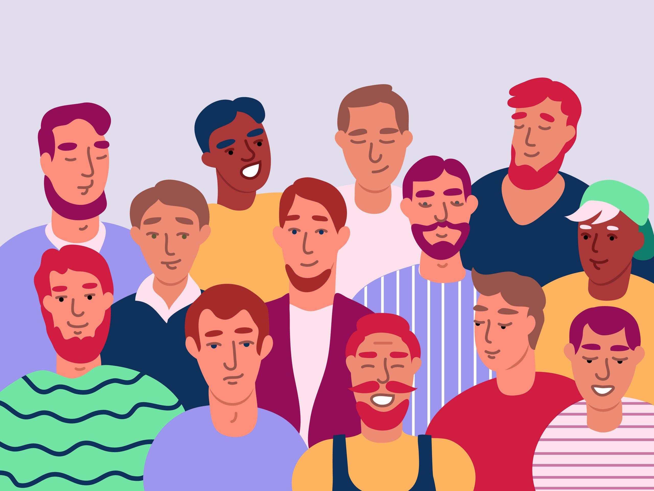 Et fællesskab for Egedals mænd er på vej